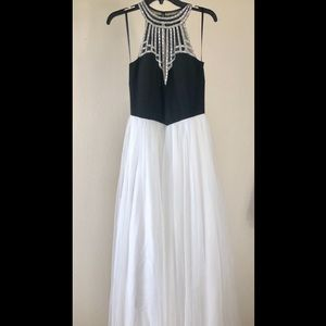 Dresses & Skirts - PROM DRESS | Black and white